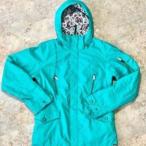 Women's M. Burton snowboarding jacket